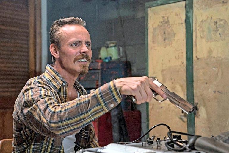 – Sain BlacKkKlansman-elokuvasta saman verran kuin olisin tienannut Suomi-elokuvalla, Jasper kertoo.