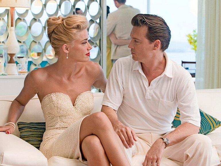 Pariskunta tapasi Rommipäiväkirja-elokuvaa tehdessään vuonna 2011 ja avioitui vuonna 2015.