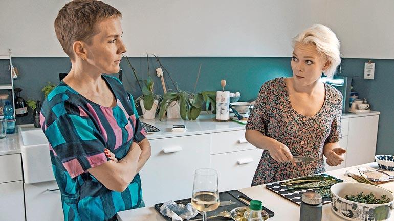 Annan ja Jukan edellinen yhteinen koti nähtiin, kun Maria Veitola kuvausryhmineen vietti siellä yön Yökylässä-ohjelmassaan.