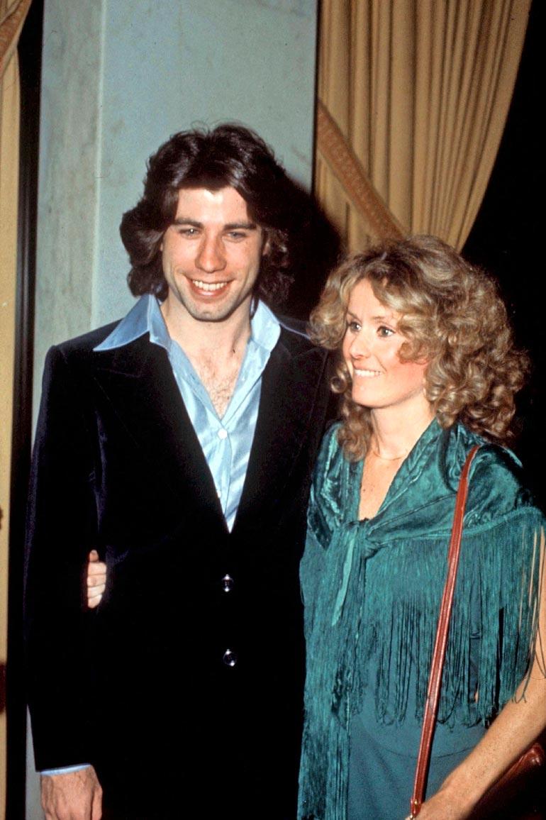 Johnin suuri rakkaus Diana Hyland oli tuttu Peyton Place -sarjasta.