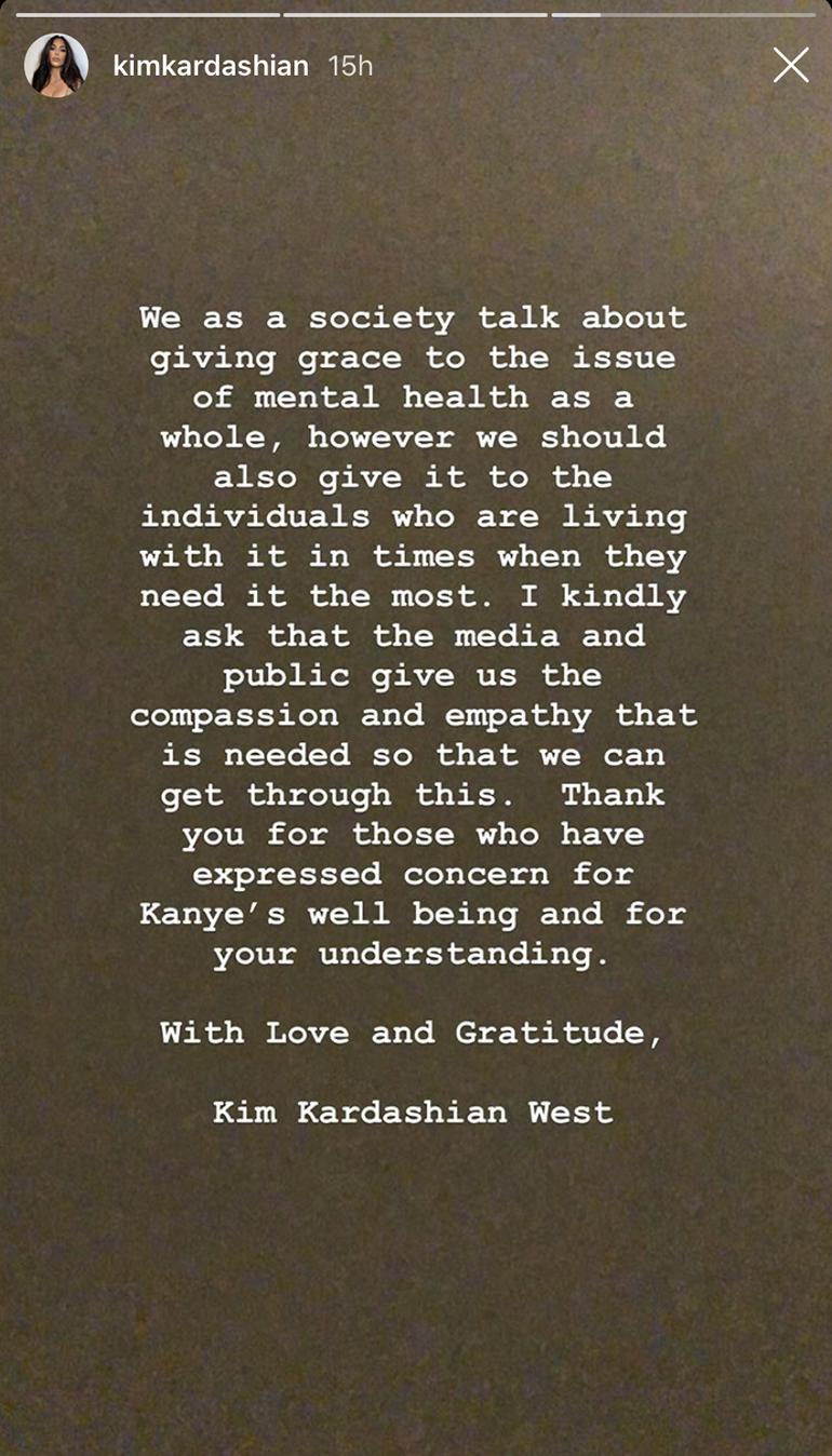 Kim Kardashian Instagram-tarina