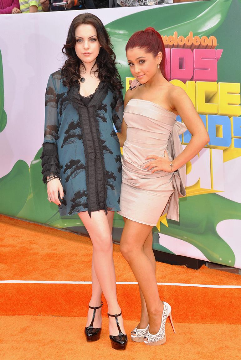 Elizabeth ja Ariana