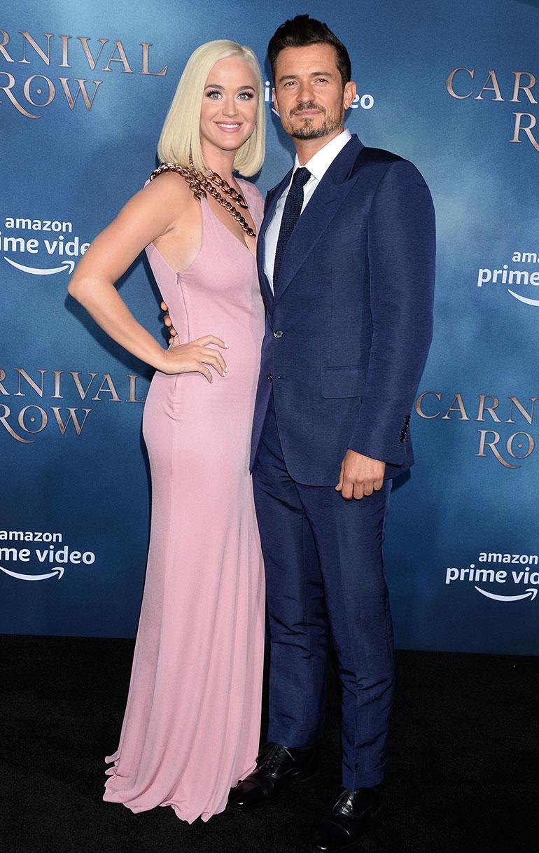 Katy Perry ja Orlando Bloom