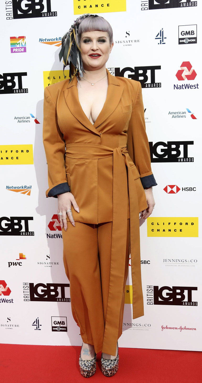 Kelly Osbourne 17.05.2019