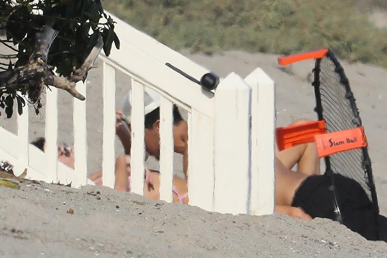 Kendall Jenner ja Devin Booker