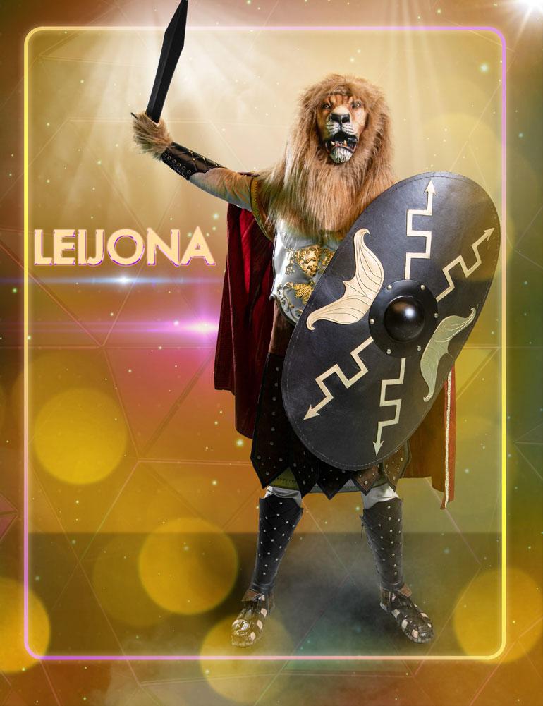 sami hedberg leijon