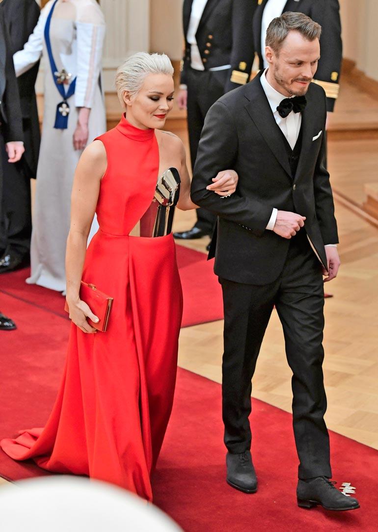 Anna ja hänen tuottajamiehensä Jukka olivat alun perin työpari. Pariskunta he ovat olleet loppuvuodesta 2015 lähtien.