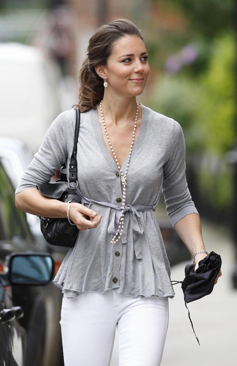 Herttuatar Catherine vuonna 2007.