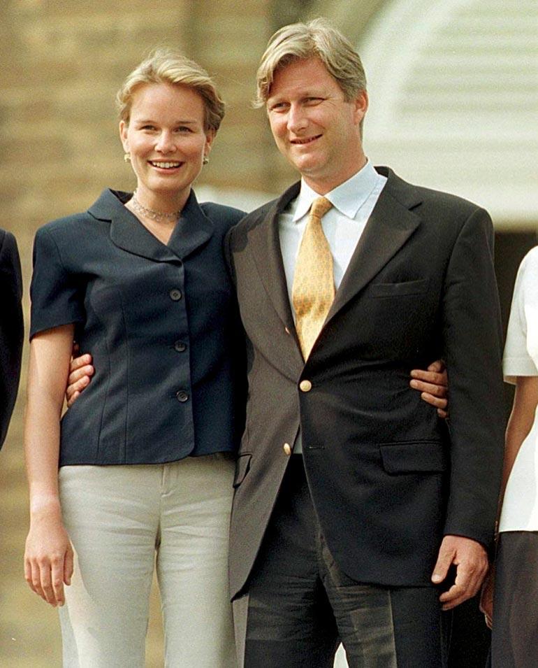 Mathilden vuonna 1999.