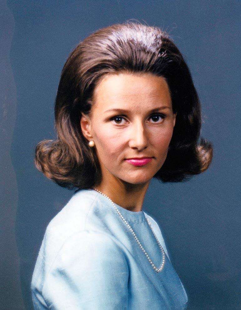 Sonja vuonna 1968.