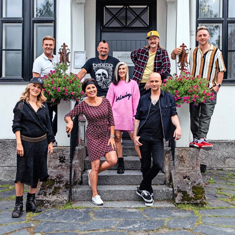 Herra Ylppö on mukana Vain elämää -sarjan uudella kaudella, joka alkaa Nelosella 2. lokakuuta.