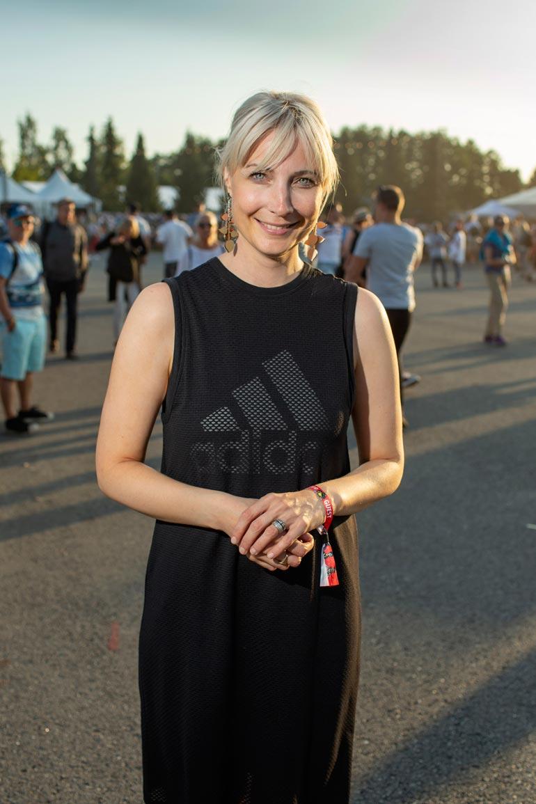 Laura Huhtasaari on ollut Euroopan parlamentin jäsen vuodesta 2019.
