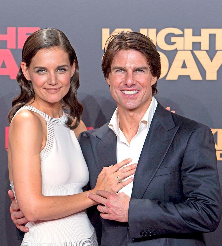 Katien erohakemus tuli Tom Cruiselle hänen mukaansa yllätyksenä. Ero sujui nopeasti, sillä se astui voimaan alle kahden viikon sisään.