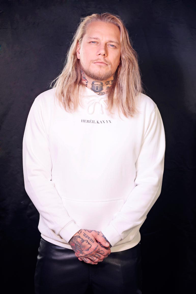 Lauri Taats on ollut jo vuosia tuttu hahmo Helsingin yössä.
