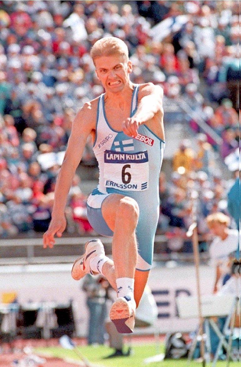 Heikki vuonna 1995.