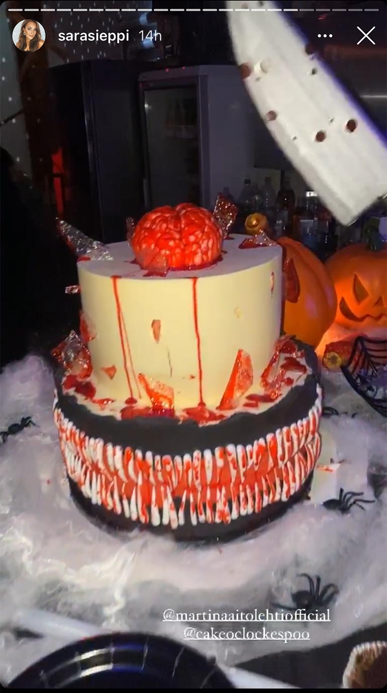 Martina Halloween