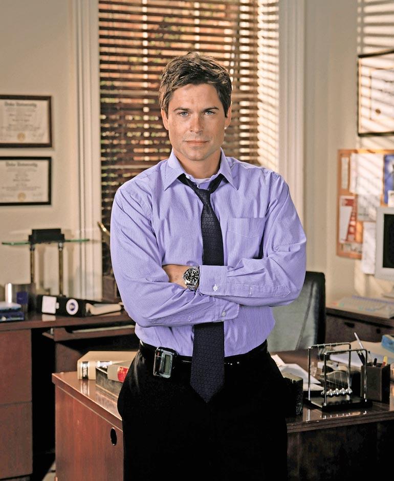 Rob oli jo elokuvatähti, mutta 1999–2006 nähty West Wing nosti hänet uudelleen suosioon.