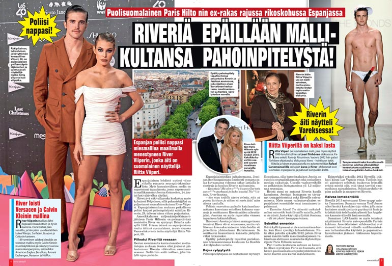 SEISKA 15/2020 Riverillä oli useita kuukausia aikaa miettiä Suomessa menneitä ja tulevaa. Komistus välttyi oikeudenkäynniltä.