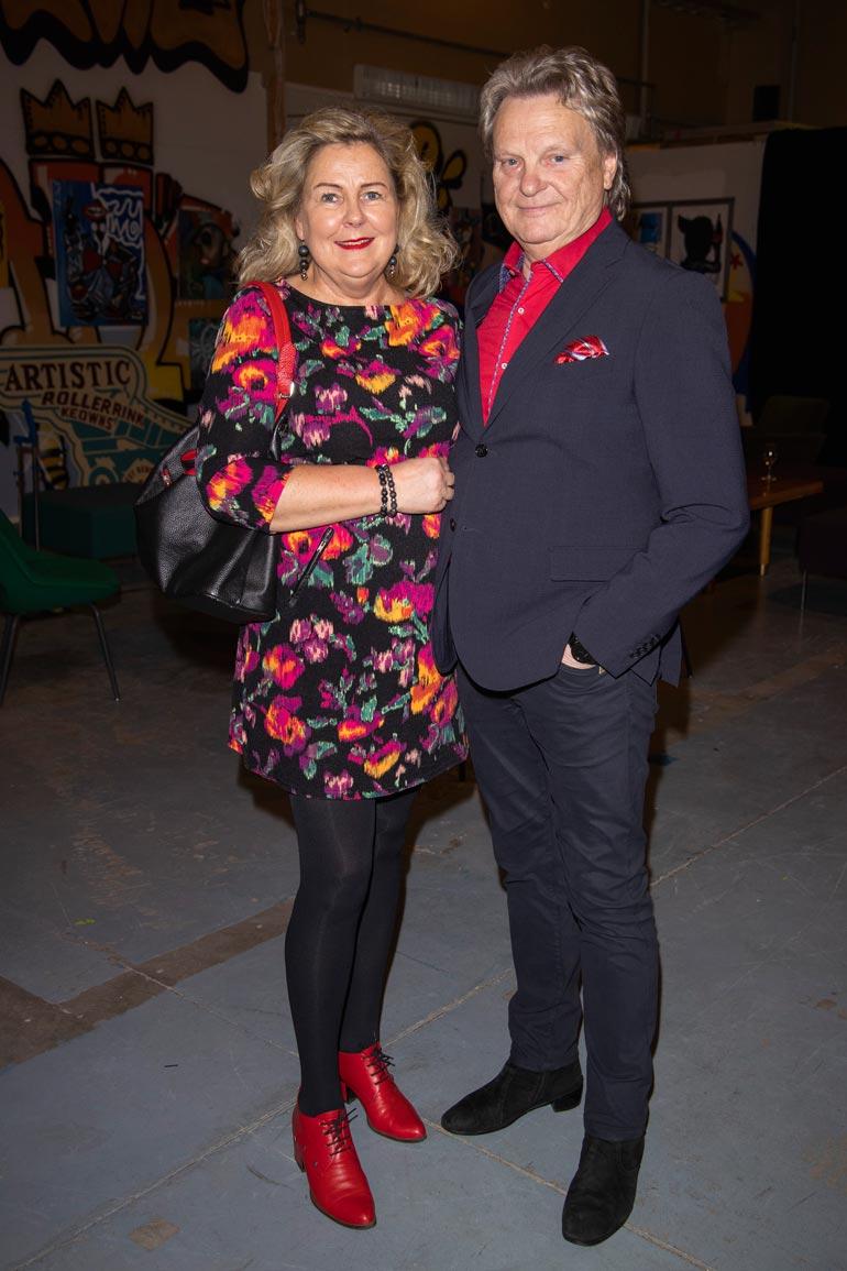 Pauliina Visuri ja Pepe Willberg