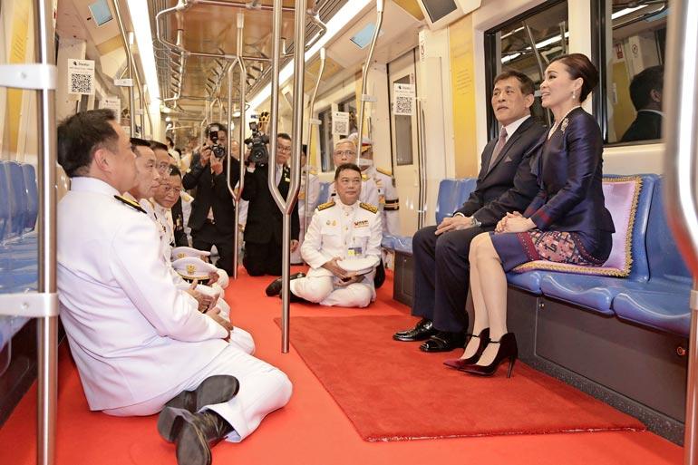 Metroajelun tarkoitus oli vähentää kansalaisten kritiikkiä.