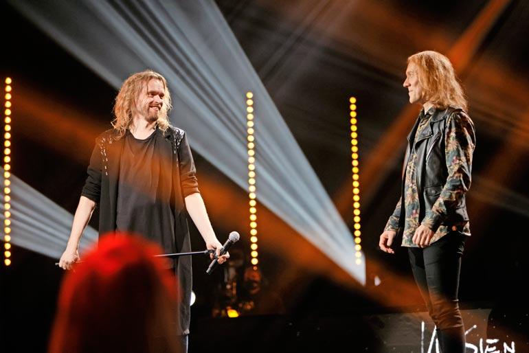 Laulu rakkaudelle: Secret Song Suomi perustuu maailmalla supersuosittuun formaattiin.