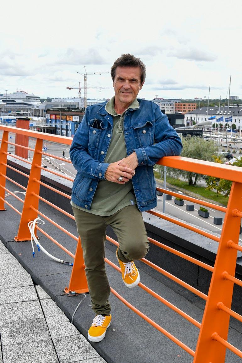 """Seppo """"Sedu"""" Koskinen perusti ensimmäisen ravintolansa Turkuun vuonna 1992."""