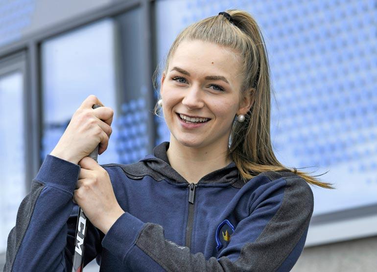 18-vuotiaan Nellin ansioluettelosta löytyy muun muassa Suomen mestaruus ja hopeaa vuoden 2019 MM-kisoista.