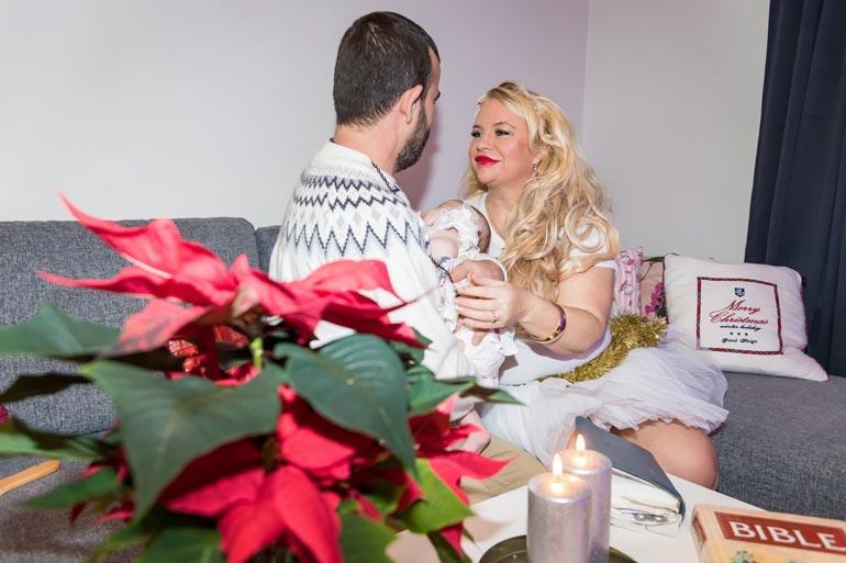 Paulin kotimaassa Albaniassa uusivuosi on joulua tärkeämpi juhlapyhä. – Haluan tehdä joulusta tärkeän juhlan minun lapselleni ja välittää joulun perinteitä ja ilosanomaa hänelle.