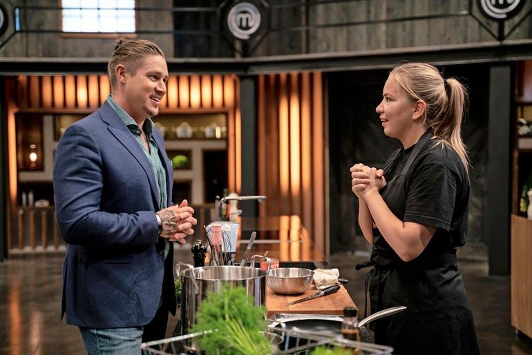 Aurora Estaten keittiömestari Sirly sijoittui syksyn MasterChefissä neljänneksi, ainoana Lapin edustajana. Vuonna 2011 nuori kokki oli peräti kolmas. – Televisiolla on varmasti ollut oma roolinsa menestyksessäni.