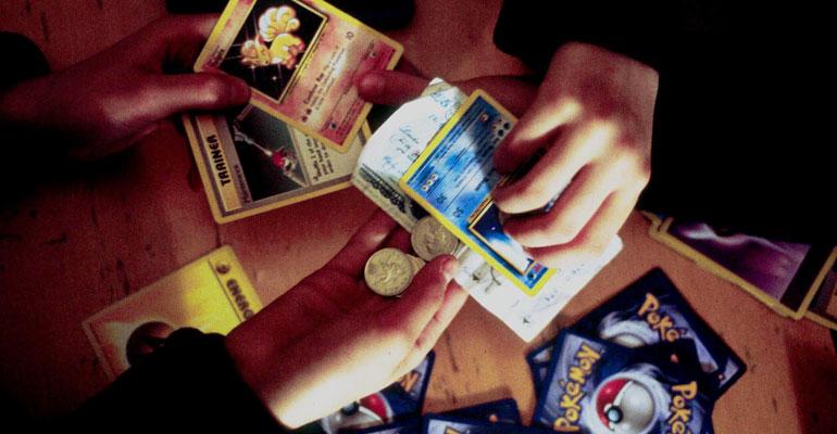 Pokemon-kortit