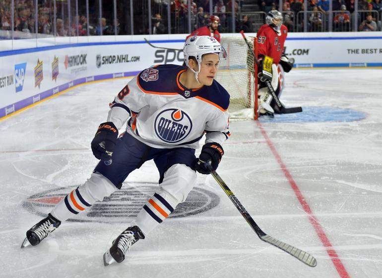 Jesse Puljujärven ensimmäinen NHL-yritys meni enemmän tai vähemmän kaarteluksi. Onnistuuko Pulju lyömään nyt läpi?