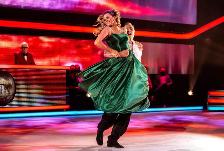 Janina Fry      TTK Tanssii Tähtien Kanssa 2020-09-27