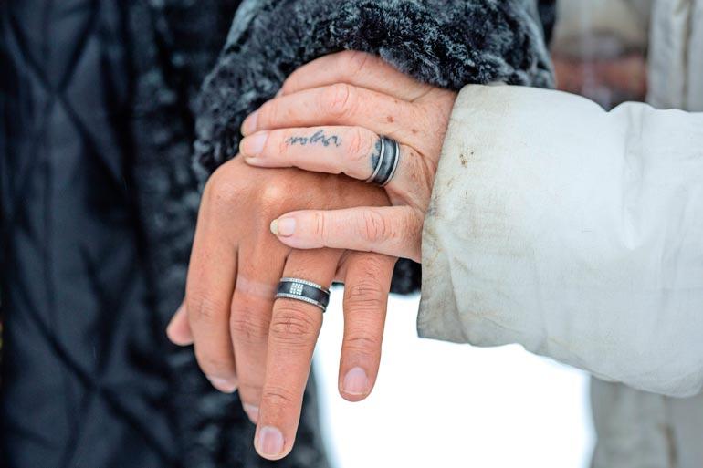 Wilman ja Arskan sormukset.