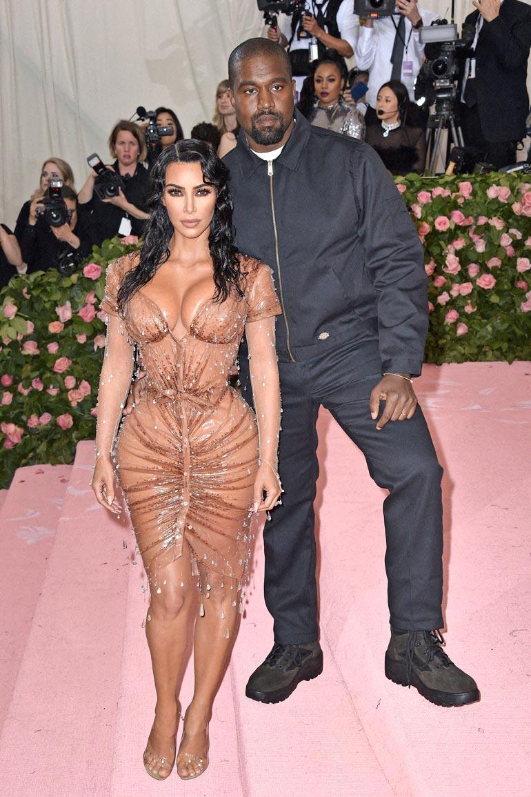 Kim ja Kanye menivät naimisiin vuonna 2014, mutta avioliitto on vaakalaudalla.