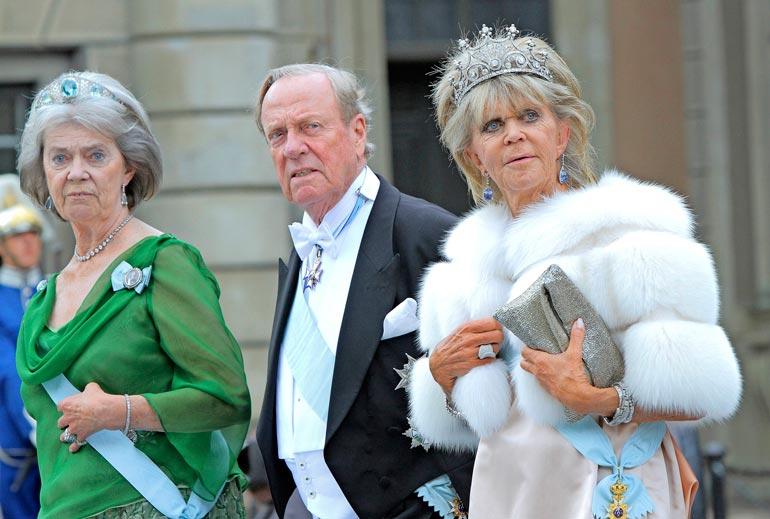 Birgitta ja prinssi Georg von Hohenzoller eivät virallisesti koskaan eronneet. Prinssi kuoli vuonna 2016.