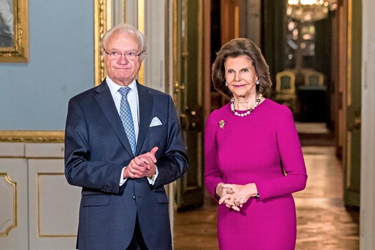 Kuningas on antanut luvan haudata Birgitta aikanaan vanhempiensa viereen.