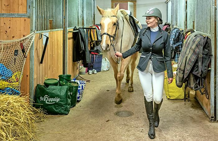 Marika ja hevonen