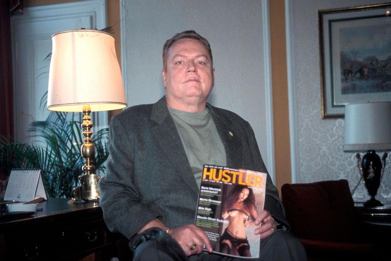 Larry flynt 1998