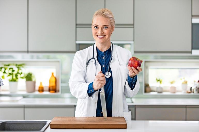 Olet mitä syöt -ohjelmasta tuttu Pippa nähdään ruudussa Myyrän uudella kaudella maaliskuussa.