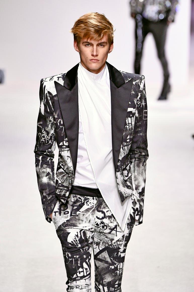 Presley Gerber on työskennellyt mallina jo 16-vuotiaasta lähtien.