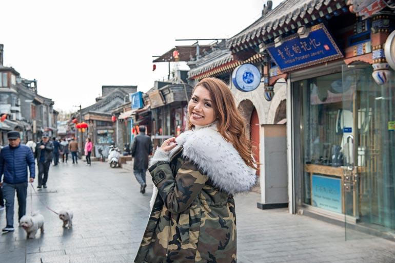 Vuonna 2017 Shirly suunnitteli yhteistä äiti-tytär-matkaa Kiinaan. – Sen aika voisi olla ihan lähitulevaisuudessa.