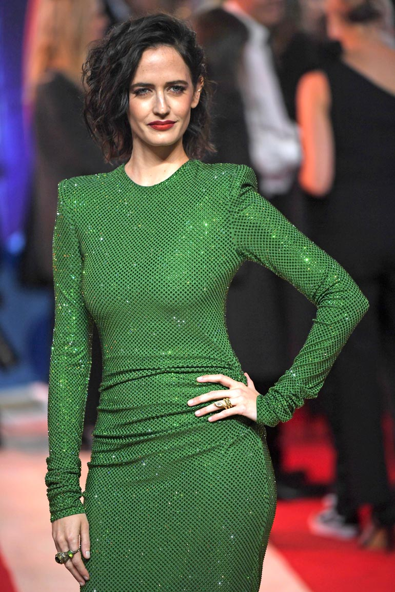 Lukuisista hittielokuvista tuttu ranskalaisnäyttelijä Eva Green tykitti ylähuuleensa Jouko Aholan Ettania. – Eva oli kyllä tiukka mimmi ja mielenkiintoinen tuttavuus.