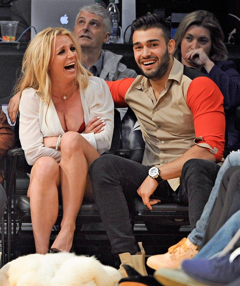 Britney ja Sam