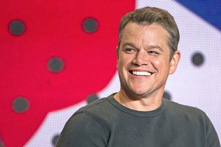 Jo kuuttakymmentä käyvälle Matt Damonille tarjotaan yhä ikäistään huomattavasti nuorempia rooleja.
