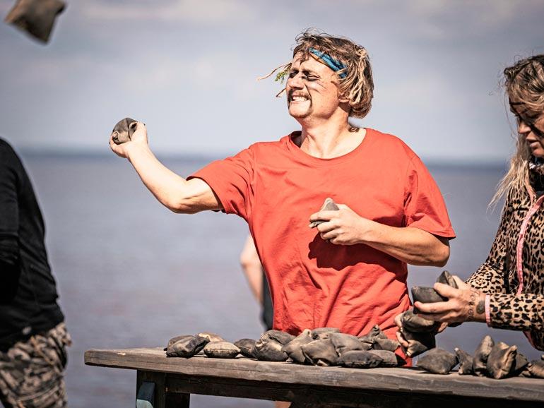 Kristian on mukana Selviytyjät  Suomi -ohjelman  uusimmalla  kaudella.