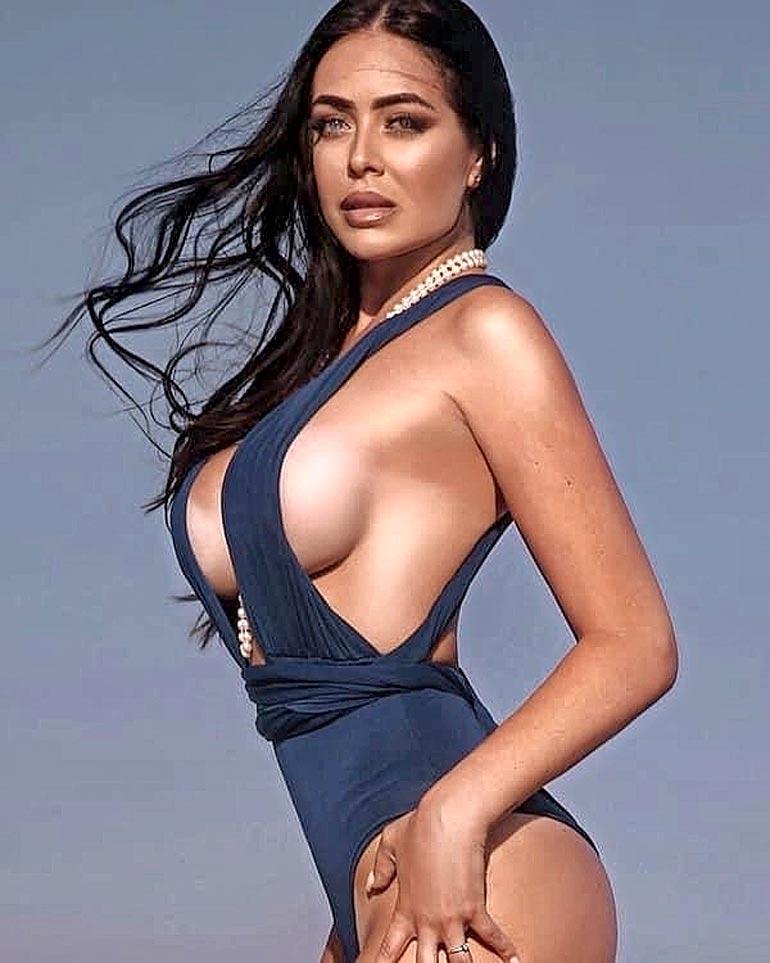 – Olen  sydän sykkyrällä,  että epäonnistuin  taas, Playboy-malli  murehtii.