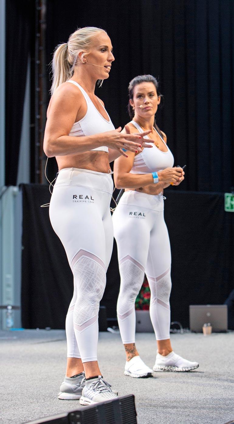 Nanna Karalahti on  ollut Martinan läheinen ystävä viime  vuosina. He ovat  järjestäneet muun  muassa yhteisiä treenileirejä Espanjassa.