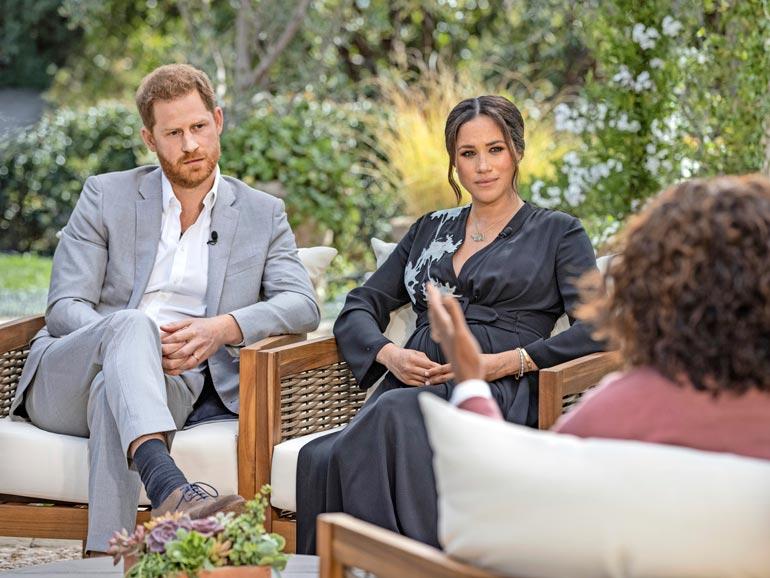 Harryn ja Meghanin tv-tilityksellä on kauaskantoiset  vaikutukset niin monarkiaan  kuin hovin ydinperheeseen.