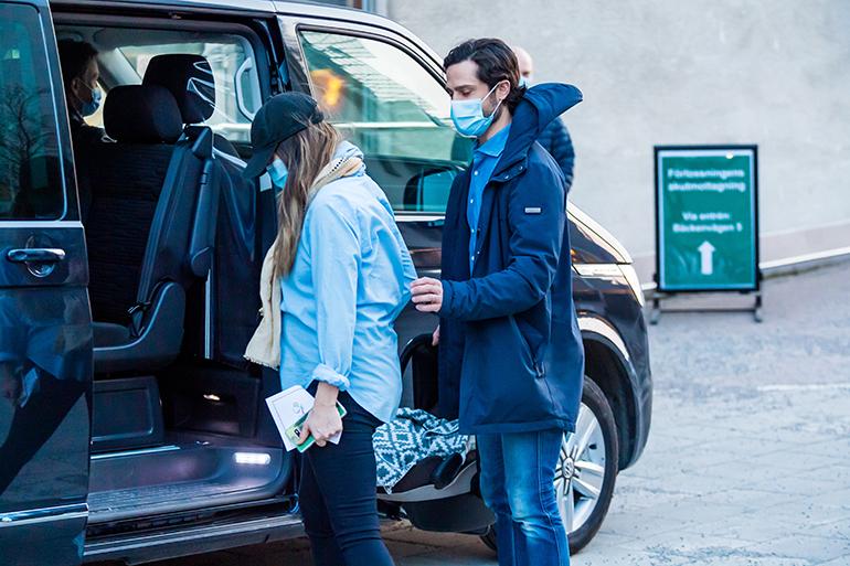 Prinssi Carl Philip ja Sofia