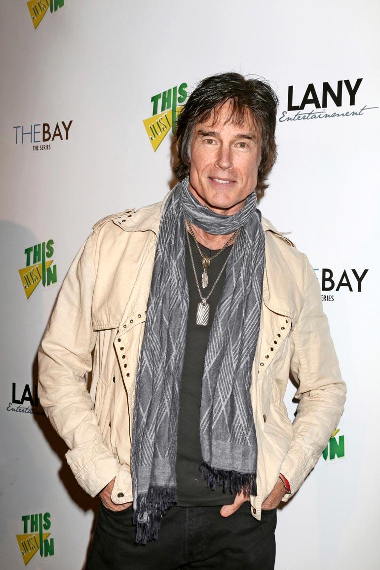 Ronn Moss tähditti Kauniit ja rohkeat -sarjaa vuosina 1987–2012.